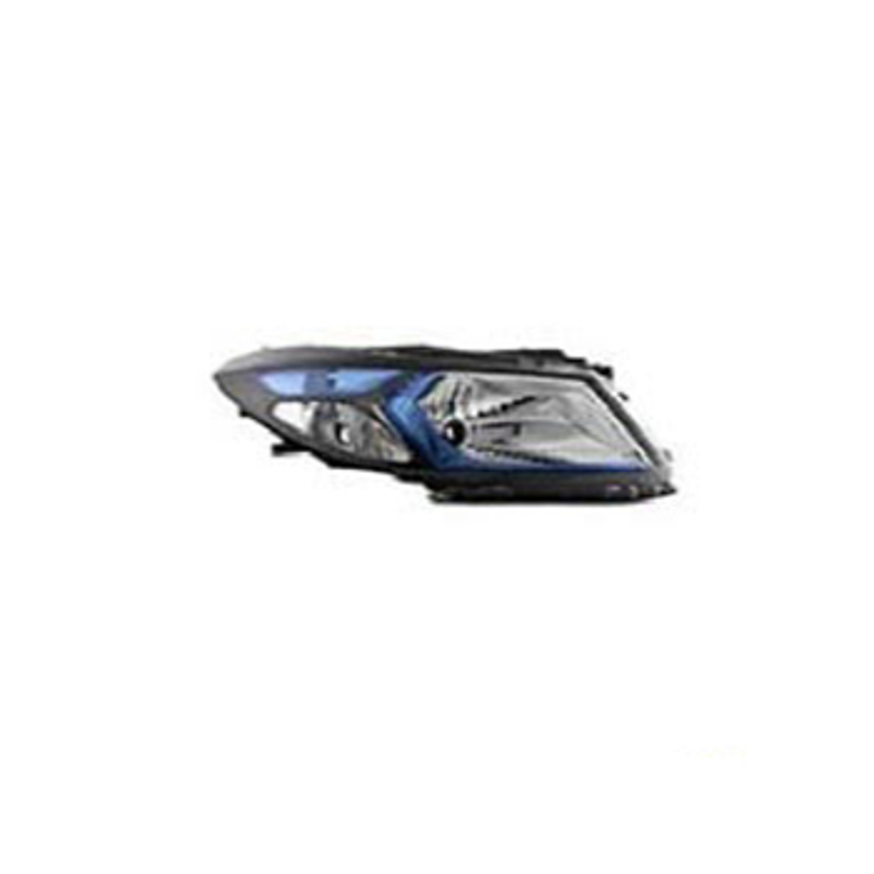 Farol ONIX - Moldura Azul - Lado Esquerdo (0160771) - ART -