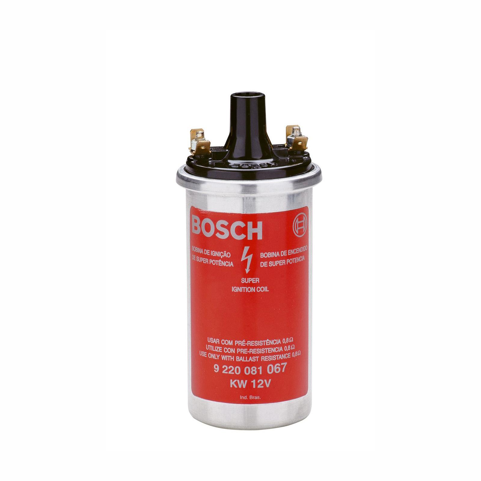 Bobina de Ignição Sem Pino (9220081067) - Bosch - Peça - Sku