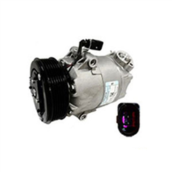 Compressor Ar Condicionado Fox (cs10061) - Sku: P37948