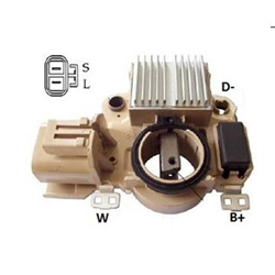 Regulador Alternador Omega 3.8 Australiano (ik5091) - Ikro -