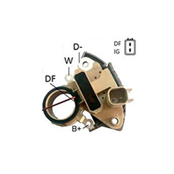 Regulador Alternador Freemont - Capacitor (ik5320) - Ikro -