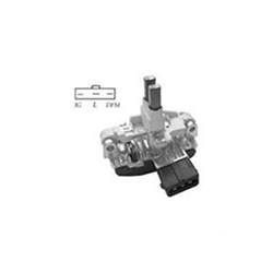 Regulador Alternador Bmw (ik5545) - Ikro - Peça - bmw 530