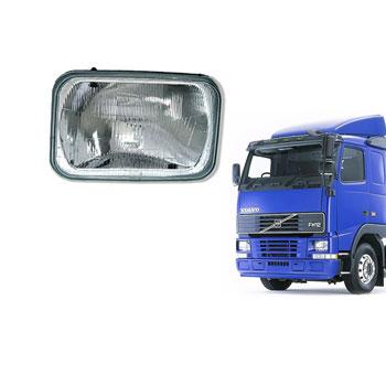 Farol Volvo Fh - Lado Esquerdo Ou Direito (lot3981594) - Sku