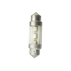 Led Torpedo 36mm 12v - 12 Leds - Branco (os6436cwbl) - Osram