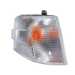 Lanterna Dianteira Volvo Nh12 - Lado Direito - Branco (p1700