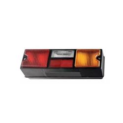 Lente Lanterna Traseira Scania 113 - Sem Vigia (pl167) - Pra