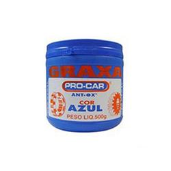 Graxa Azul - Rolamento - 500g (rad0022) - Sku: 18611