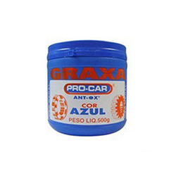 Graxa Azul - Rolamento - 500g (rad0022) - Radiex - Peça - Sk