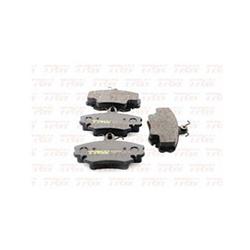 Pastilha Freio (rcpt02840) - Trw - Jogo - renault Clio de