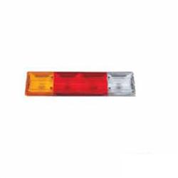 Lente Para Lanterna Traseira S1040 (s040) - Sku: P28249