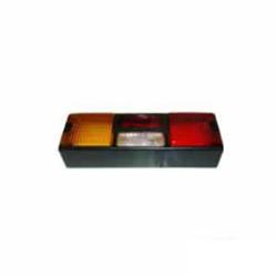 Lente Traseira Para Lanterna 1044 - Sem Vigia (s044sv) - Sku: P28258