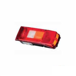 Lanterna Traseira - Lado Esquerdo - Com Vigia (s1025cv) - Sk