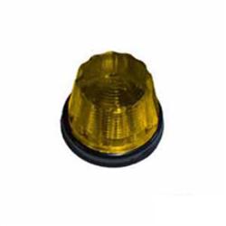 Lanterna Pudim Soquete Interno Amarelo (s1110am) - Sinal Sul