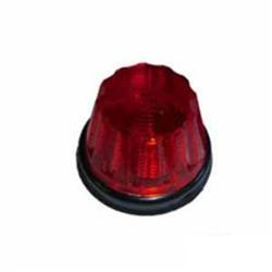 Lanterna Pudim Soquete Interno Vermelha (s1110vm) - Sku: P28