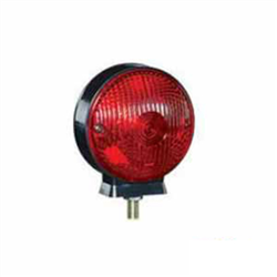 Lanterna Com Lente Frontal - Vermelho (s1171vm) - Sku: P2860