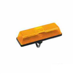 Lanterna Lateral Paralama - Amarelo Led Bivolt (s2069am) - S