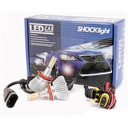 Led H8 - 44w 6000k (sll10008) - Cae1 - Kit - Sku: 29920