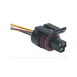 Conector Elétrico 03 Vias Sensor Posição Borboleta (tc1029)