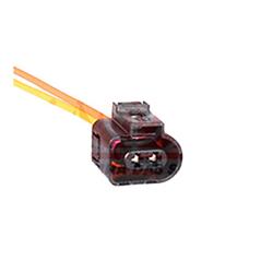 Conector Elétrico 02 Vias - Gol Parati Fox (tc1120) - Tc - P