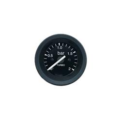 Manometro Para Motor Turbo 0 a 2 Kg D52 (tur300340) - Sku: P