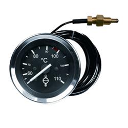 Relógio Mercúrio Temperatura Água - 60mm - Cabo 3,50m (tur30
