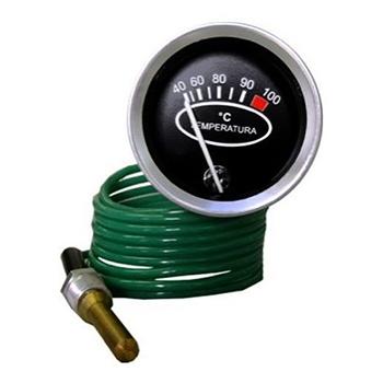 Relógio Mercúrio Temperatura Água - 60mm -cabo 6,00m (tur302