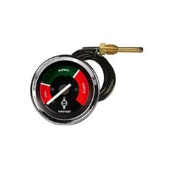 Relógio Mercúrio Temperatura Água - 52mm - Cabo 4,00m (tur30