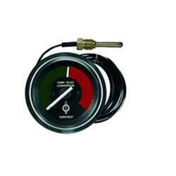 Relógio Mercúrio Temperatura Óleo - 52mm - Cabo 2,50m (tur30