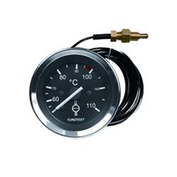 Relógio Mercúrio Temperatura Água - 60mm - Cabo 5,00m (tur30