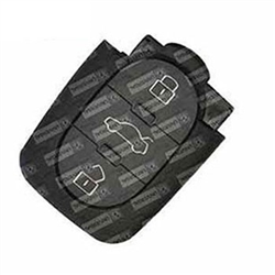 Capa Telecomando Audi Golf - 3 Botões (un22145) - - Universa
