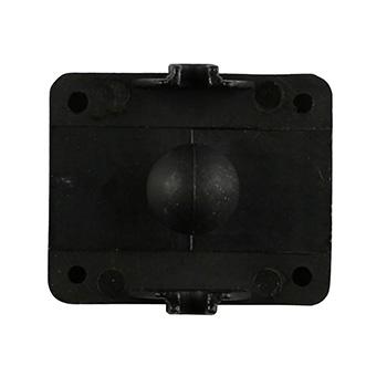 Suporte Base Fixa Retrovisor - 02 Furos (vp1064) - Vp - Peça