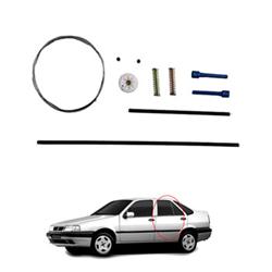 Kit Reparo Máquina Vidro Elétrico Tempra 1995 até 1996 - Por
