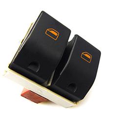 Interruptor Vidro Elétrico Fox Gol - Duplo - 1 Toque (vw1032