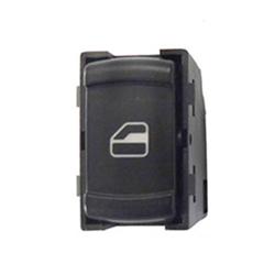 Interruptor Vidro Elétrico Golf - Simples - Dianteiro Lado P