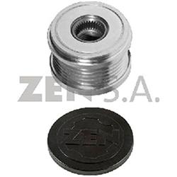 Polia Alternador Roda Livre C5 Peugeot 406 (zen5453) - Zen -