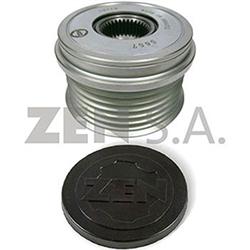 Polia Alternador Roda Livre I30 Land Rover (zen5657) - Zen -
