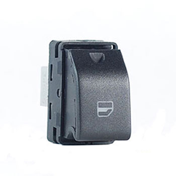 Capa Botão do Interruptor de Vidro Elétrico AUDI FOX POLO (B