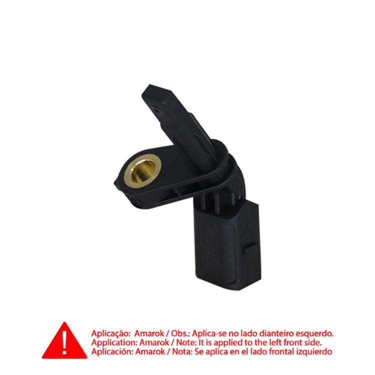 Sensor Abs JETTA PASSAT - Rodas Traseiras (BIL804) - CAE1 -