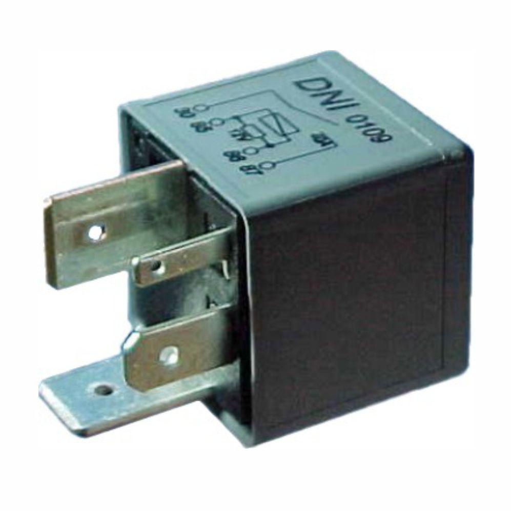 Relé Injeção Eletrônica - 12V 4 Terminais (DNI0109) - DNI -