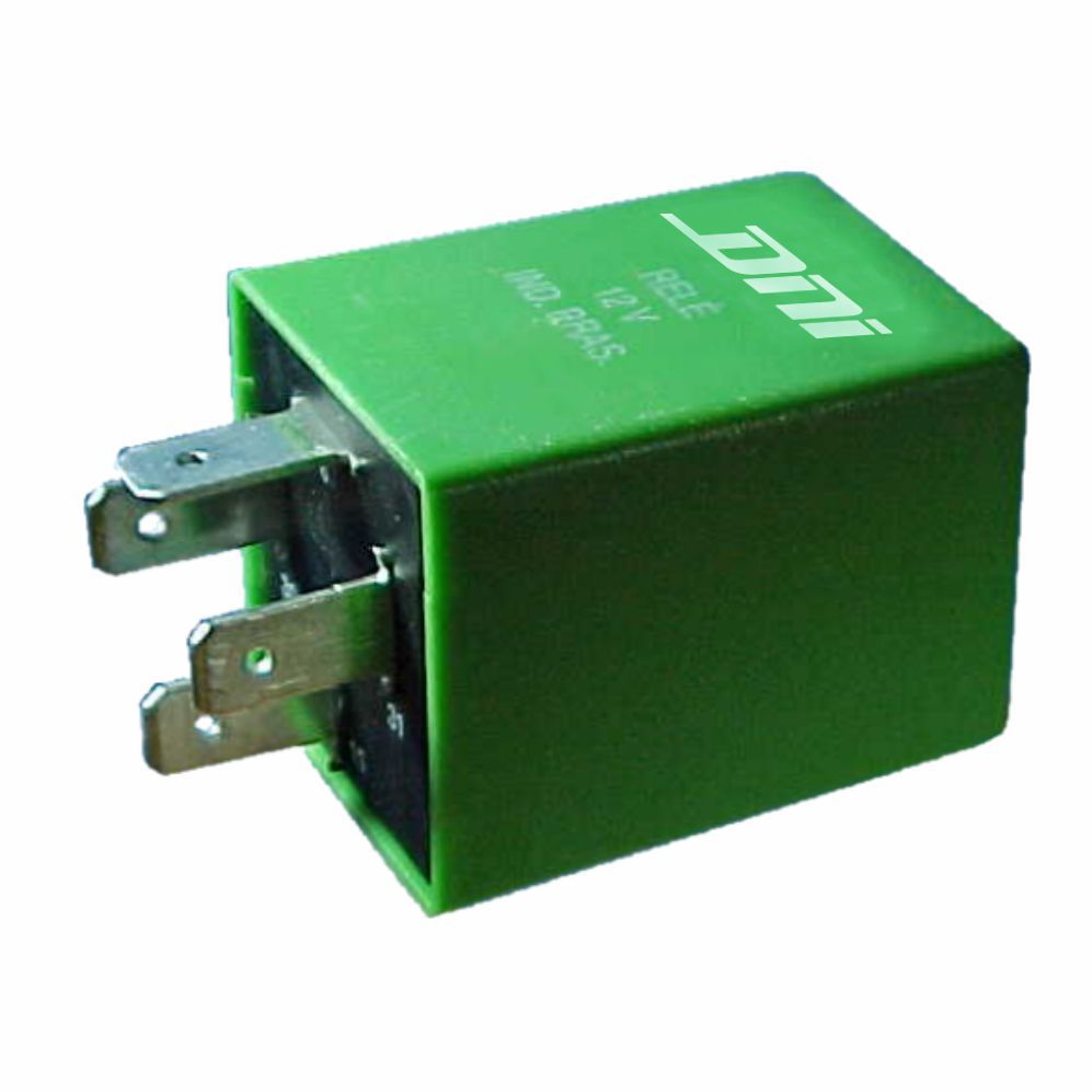 Relé Injeção Eletrônica 12V 04 Terminais 40 Amperes Bomba de