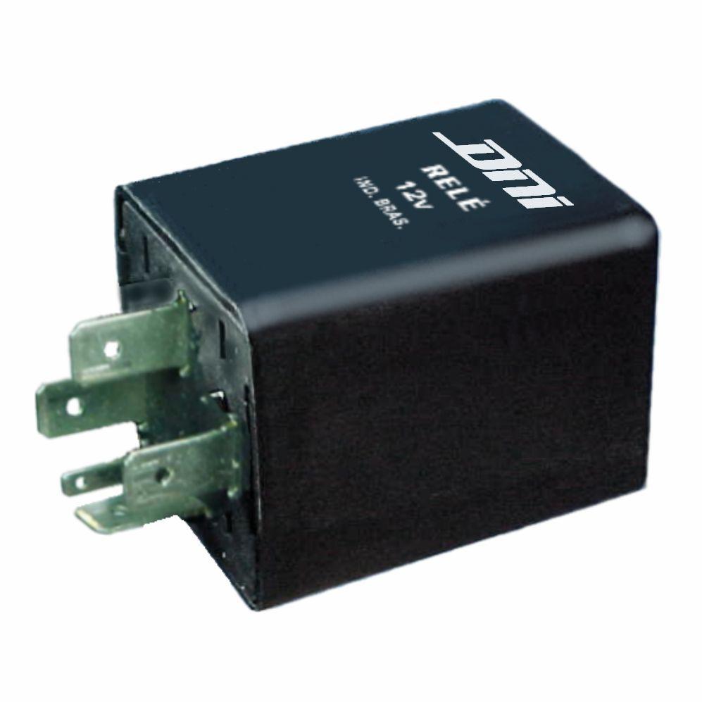 Relé Injeção Eletrônica 12V 05 Terminais 25 Amperes (DNI0332