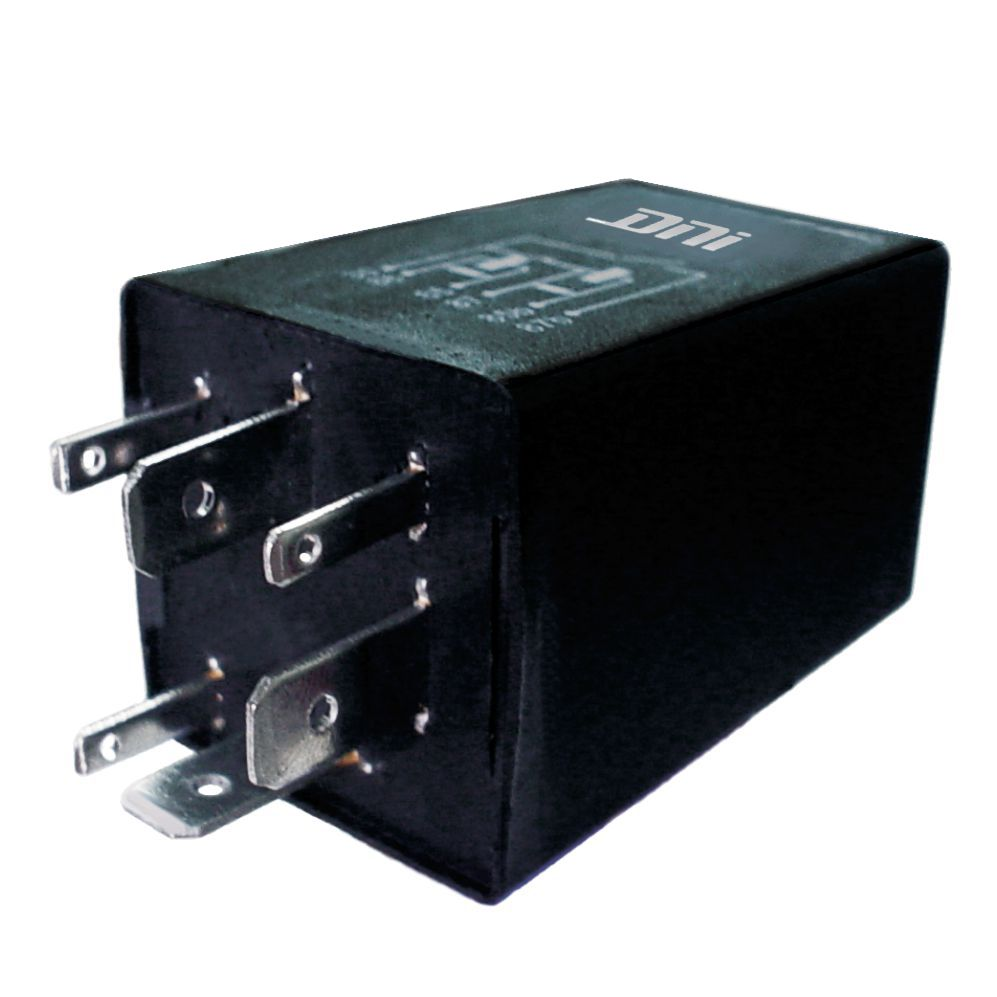 Relé Injeção Eletrônica OMEGA 1993 até 1998 12V 06 Terminais