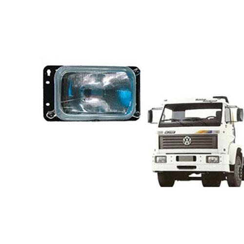 Farol Principal Vw Caminhões Linha Pesada - Lado Direito (f1