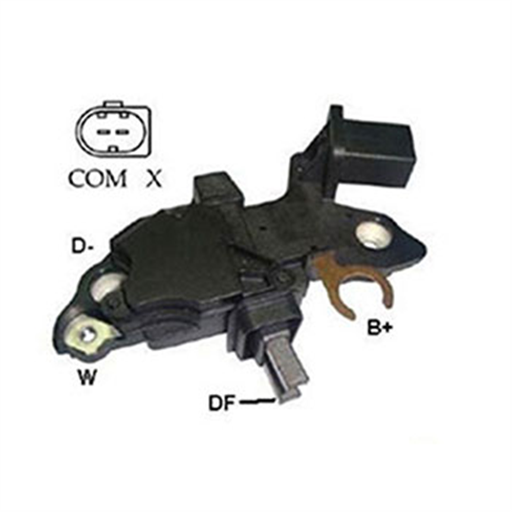 Regulador Alternador Bmw X1 120i 2.0 (ik5285) - Ikro - Peça