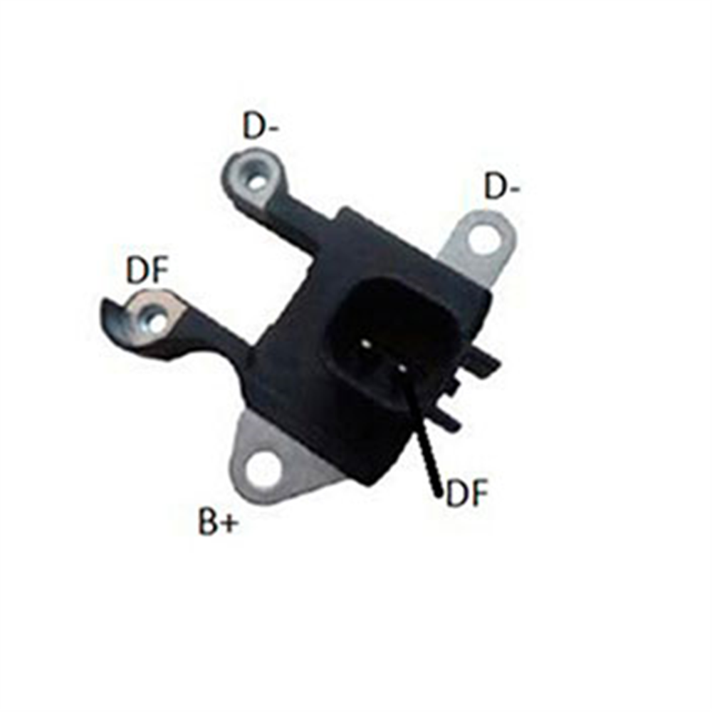Regulador Alternador Chrysler Dodge Ram Jeep Mitsubishi - Ca