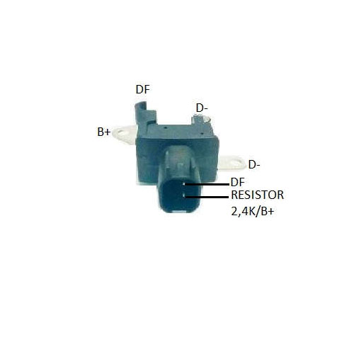 Regulador Alternador JEEP GRAND CHEROKEE - Capacitor (IK5315