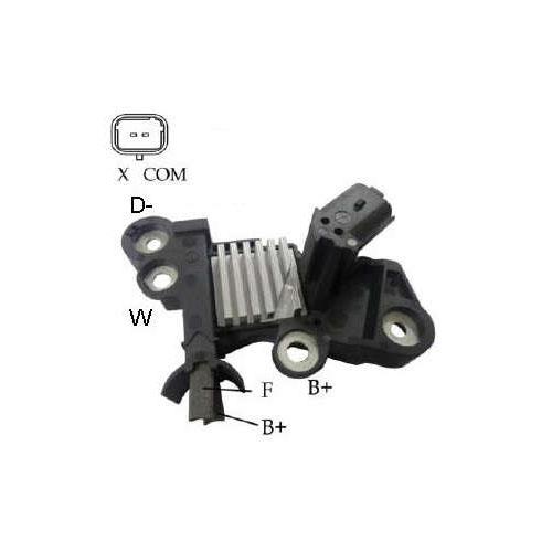 Regulador Alternador BMW (IK5341) - IKRO - PEÇA - BMW X3