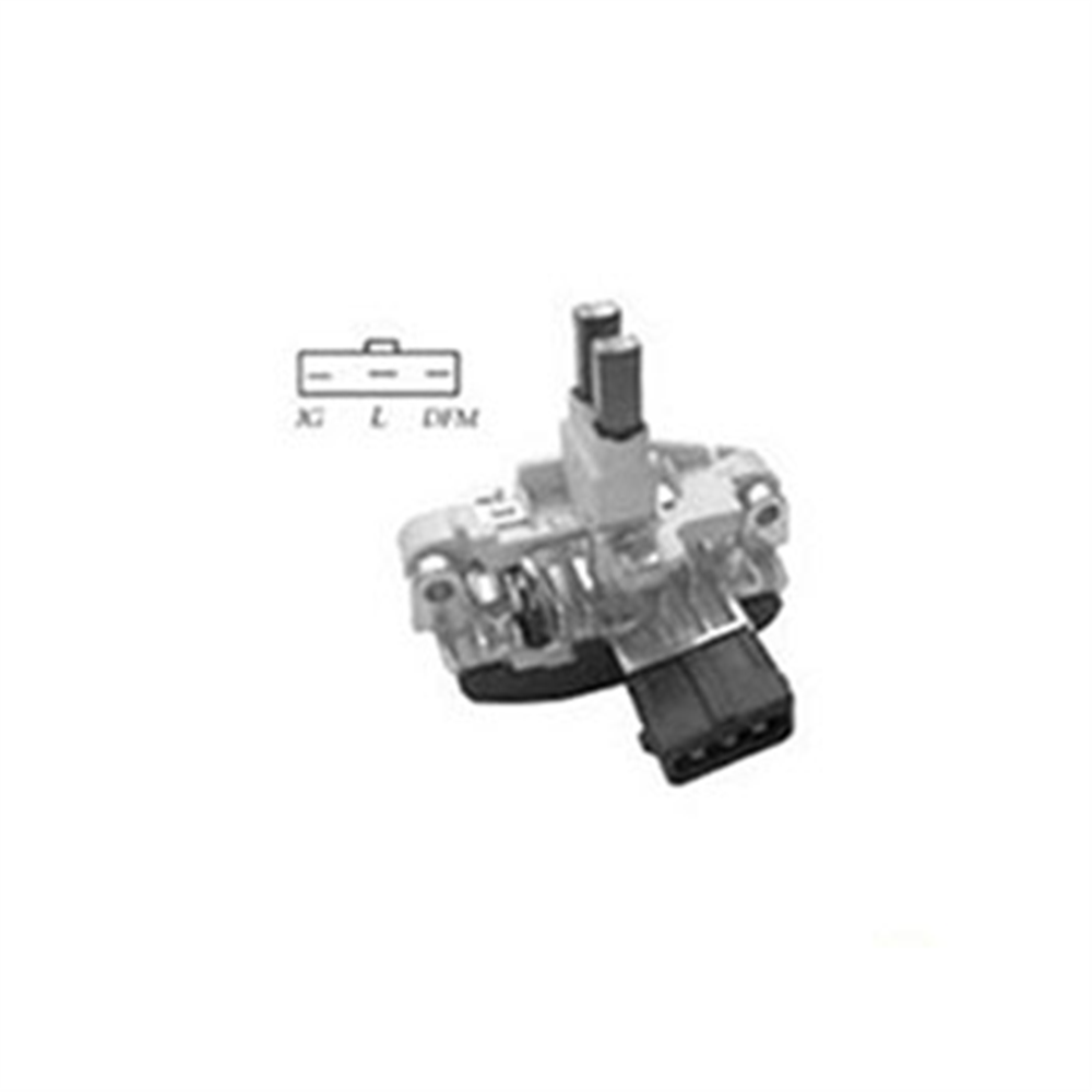 Regulador Alternador Bmw (ik5545) - Ikro - Peça - bmw X1