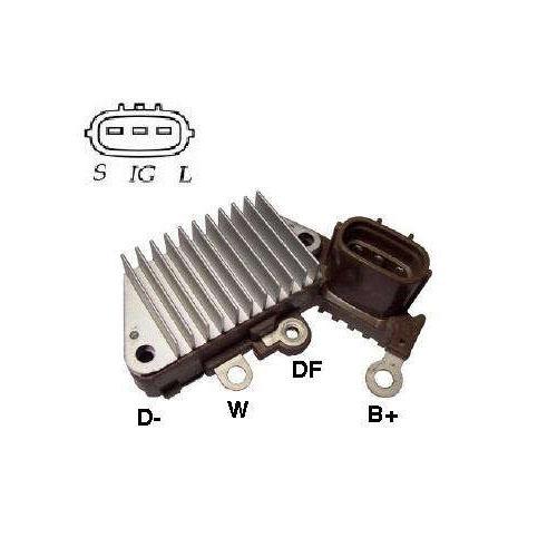 Regulador Alternador COROLLA CAMRY LIFAN 320 620 (IK5568) -