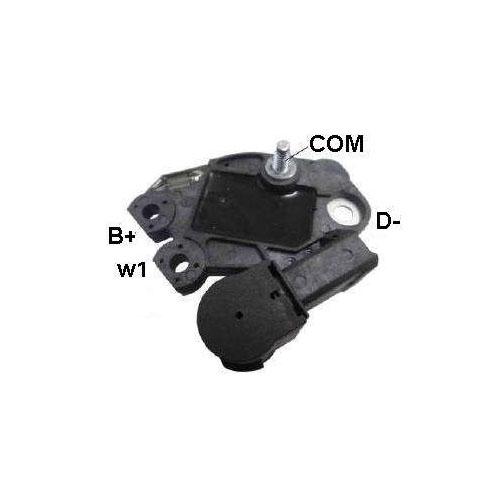 Regulador de Voltagem Bmw X5 (ik5927) - Ikro - Peça - Sku: 41825 X5